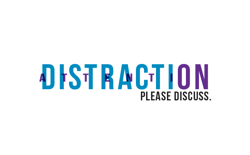 Attention vs Distraction Mobile