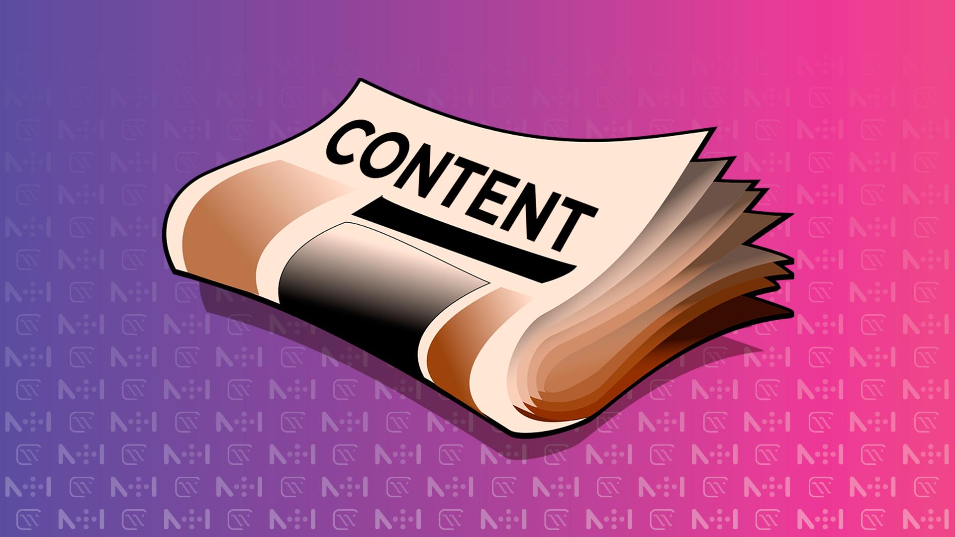 Content Offline - Contentware Hub