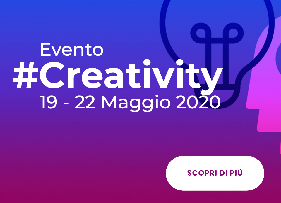 Evento di Content Marketing Creativity Contentware